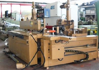 Macchine Per Lavorare Il Legno : Scheda tecnica method macchine per la lavorazione del legno usate