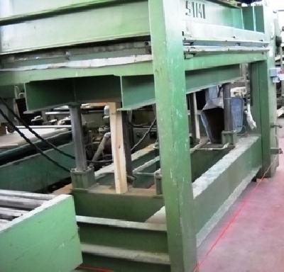 Macchine per la lavorazione del legno usate revisionate for Presse idrauliche usate per officina