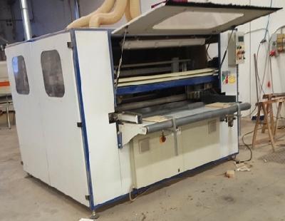 Macchine Per Lavorare Il Legno Usate D Occasione : Scheda tecnica sirio 2p new macchine per la lavorazione del legno